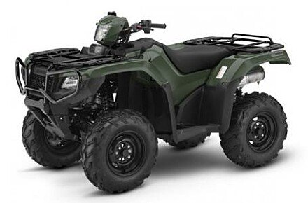 2018 Honda FourTrax Foreman Rubicon 4x4 Automatic EPS for sale 200492114