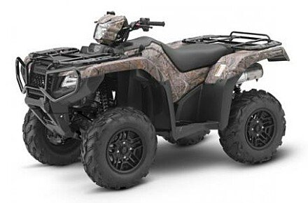 2018 Honda FourTrax Foreman Rubicon 4x4 Automatic DCT EPS Deluxe for sale 200588380