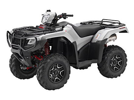2018 Honda FourTrax Foreman Rubicon for sale 200601202