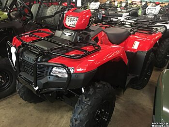 2018 Honda FourTrax Foreman for sale 200525364