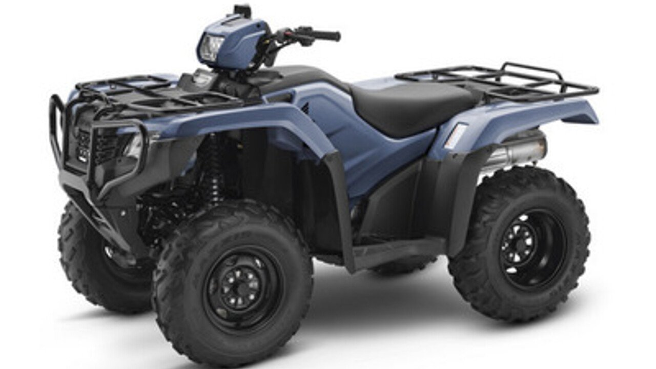 2018 Honda FourTrax Foreman for sale 200525370
