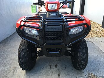 2018 Honda FourTrax Foreman for sale 200548441