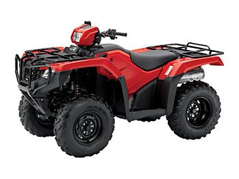 2018 Honda FourTrax Foreman for sale 200549060