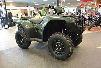 2018 Honda FourTrax Foreman for sale 200550799