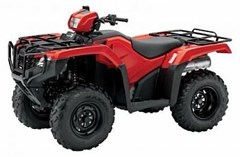 2018 Honda FourTrax Foreman for sale 200587848