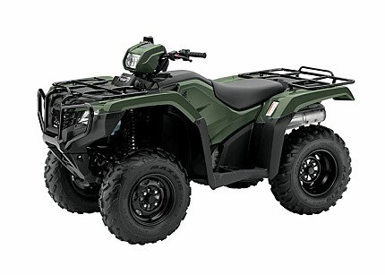 2018 Honda FourTrax Foreman for sale 200556243