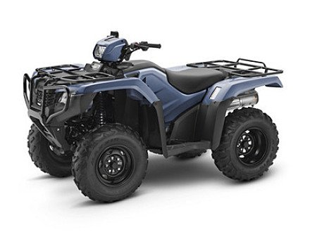 2018 Honda FourTrax Foreman for sale 200601197