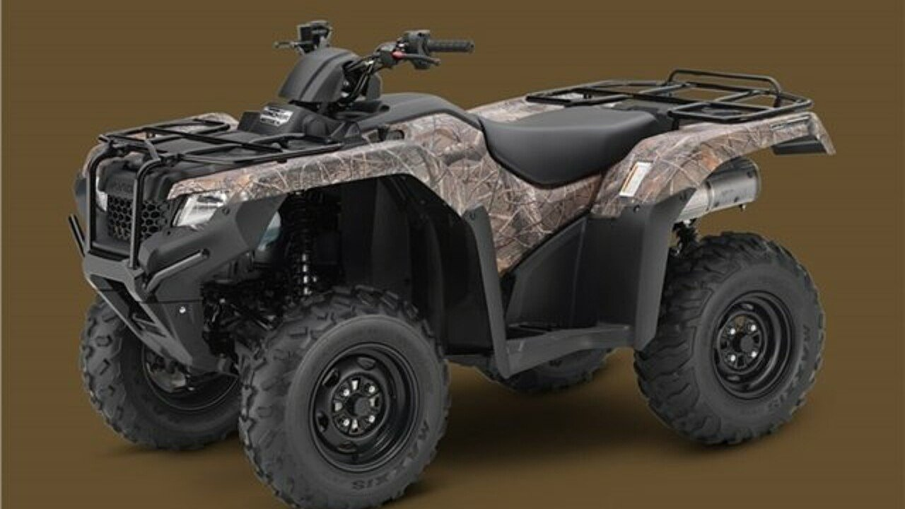 2018 Honda FourTrax Rancher for sale 200497601