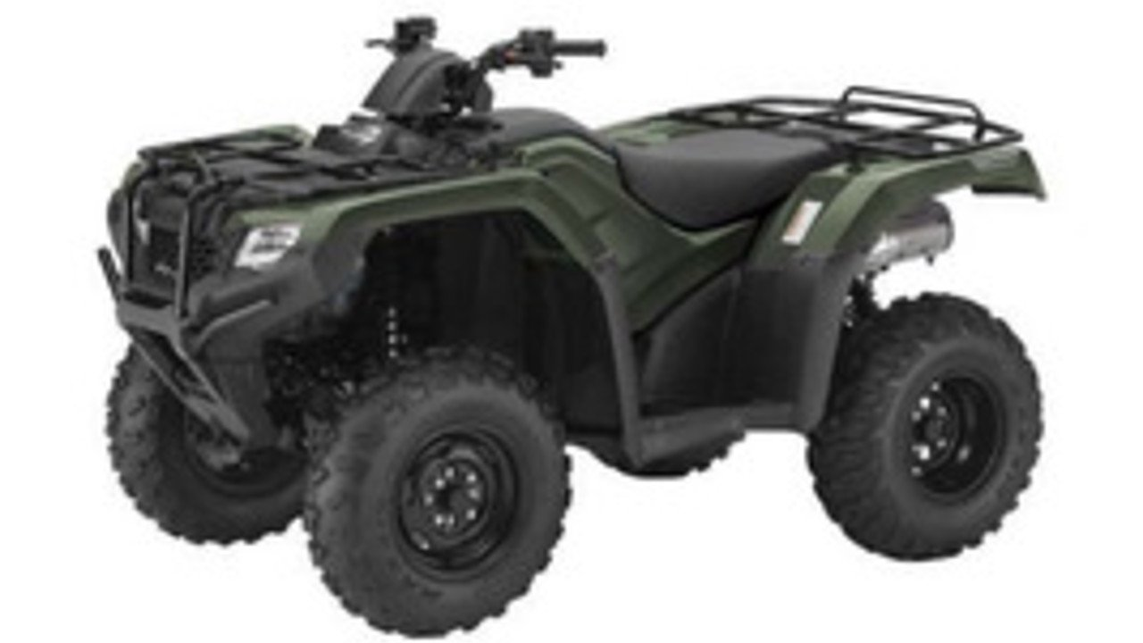 2018 Honda FourTrax Rancher for sale 200502253