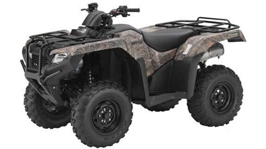 2018 Honda FourTrax Rancher for sale 200510009