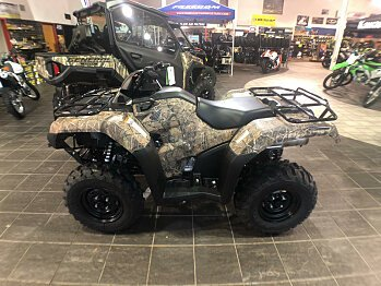 2018 Honda FourTrax Rancher for sale 200515235