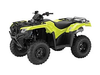 2018 Honda FourTrax Rancher 4x4 Automatic IRS EPS for sale 200516350