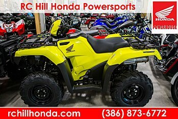 2018 Honda FourTrax Rancher 4x4 Automatic IRS EPS for sale 200533141