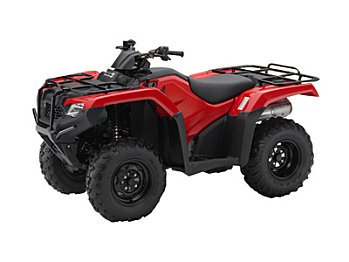 2018 Honda FourTrax Rancher for sale 200536853