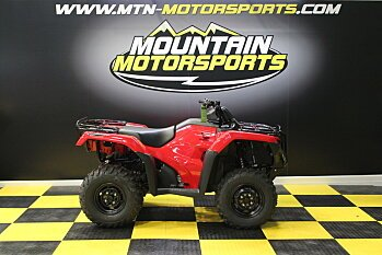 2018 Honda FourTrax Rancher for sale 200537210