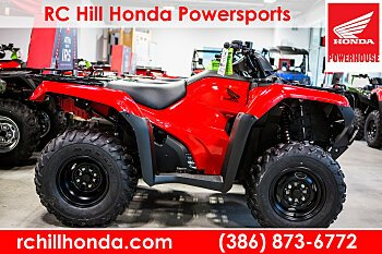 2018 Honda FourTrax Rancher for sale 200539836
