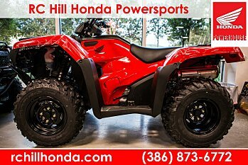 2018 Honda FourTrax Rancher for sale 200546004