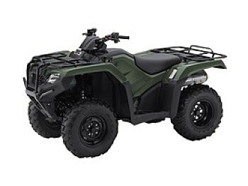2018 Honda FourTrax Rancher for sale 200546417