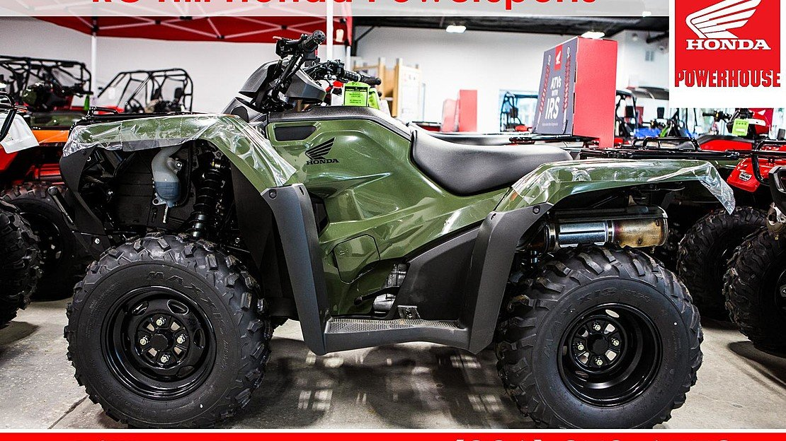 2018 Honda FourTrax Rancher for sale 200547643