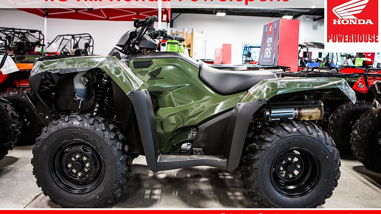 2018 Honda FourTrax Rancher for sale 200547646