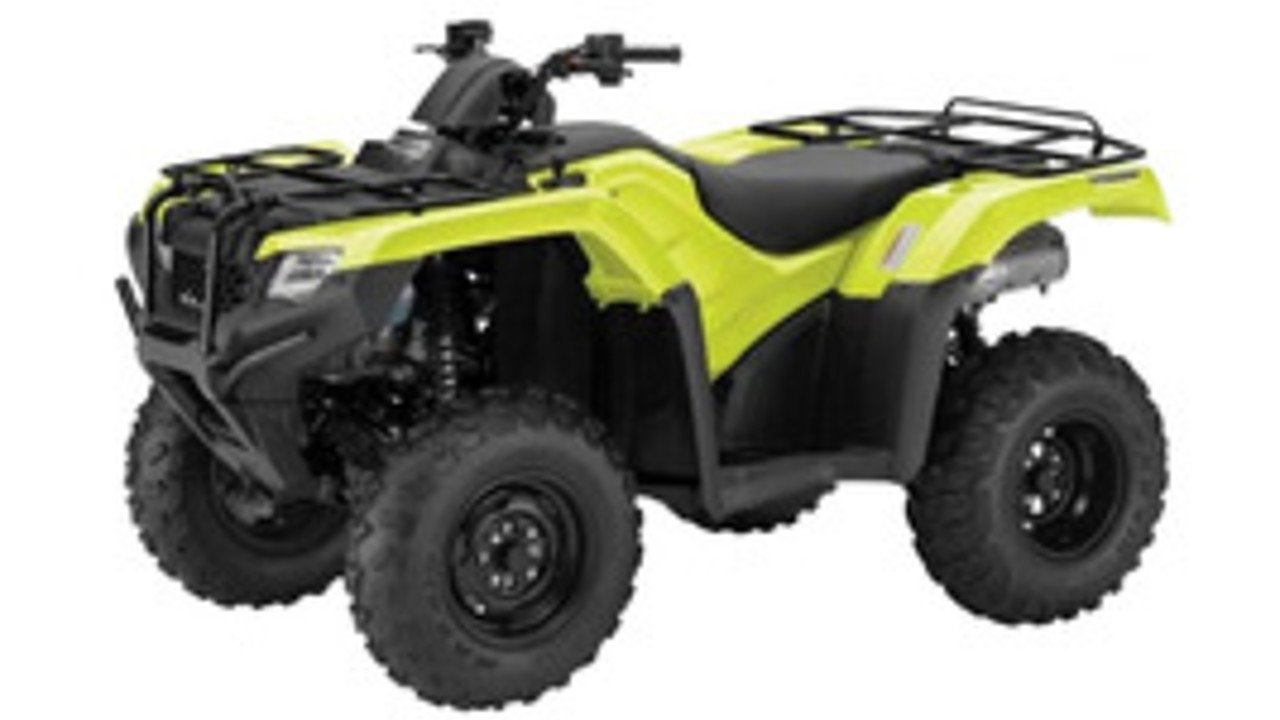 2018 Honda FourTrax Rancher for sale 200548700