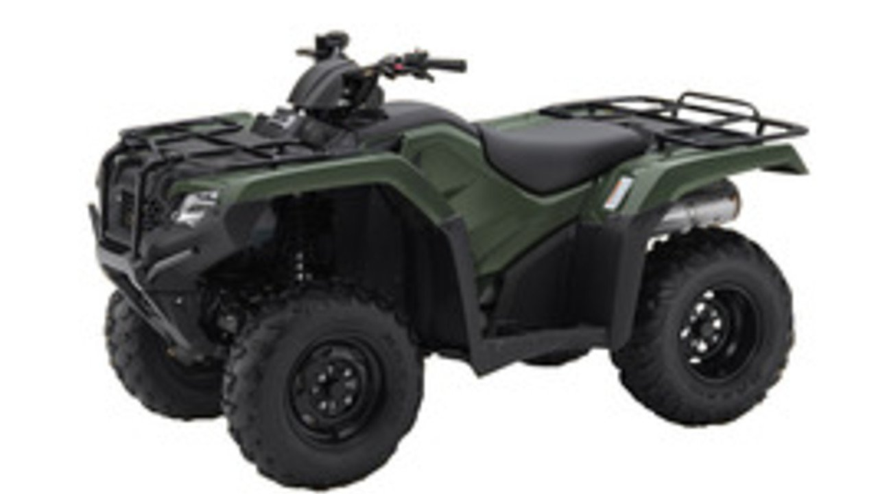 2018 Honda FourTrax Rancher for sale 200552873