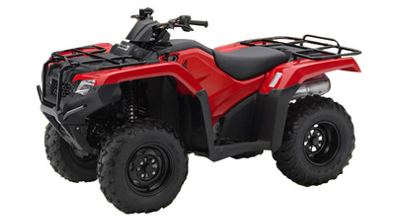 2018 Honda FourTrax Rancher for sale 200554008