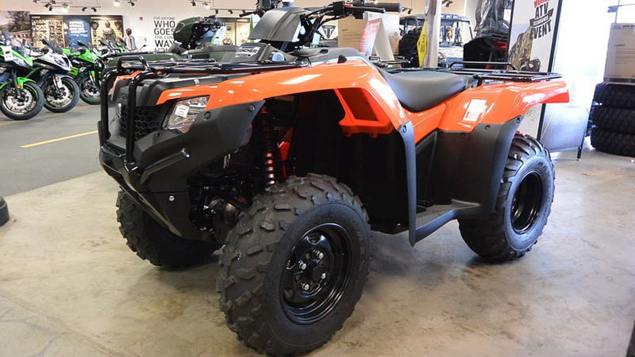 2018 Honda FourTrax Rancher for sale 200568760
