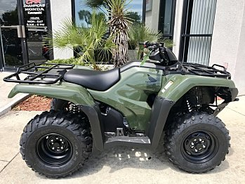 2018 Honda FourTrax Rancher for sale 200571273