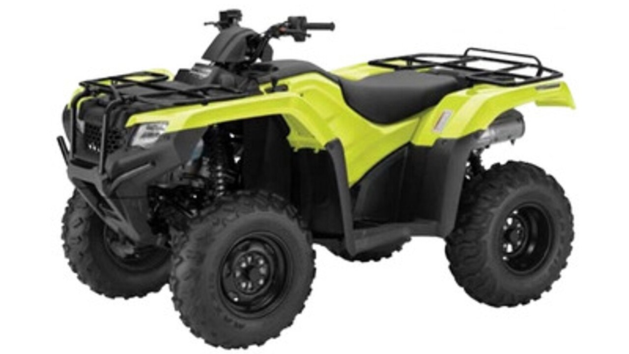 2018 Honda FourTrax Rancher 4x4 Automatic IRS EPS for sale 200579243
