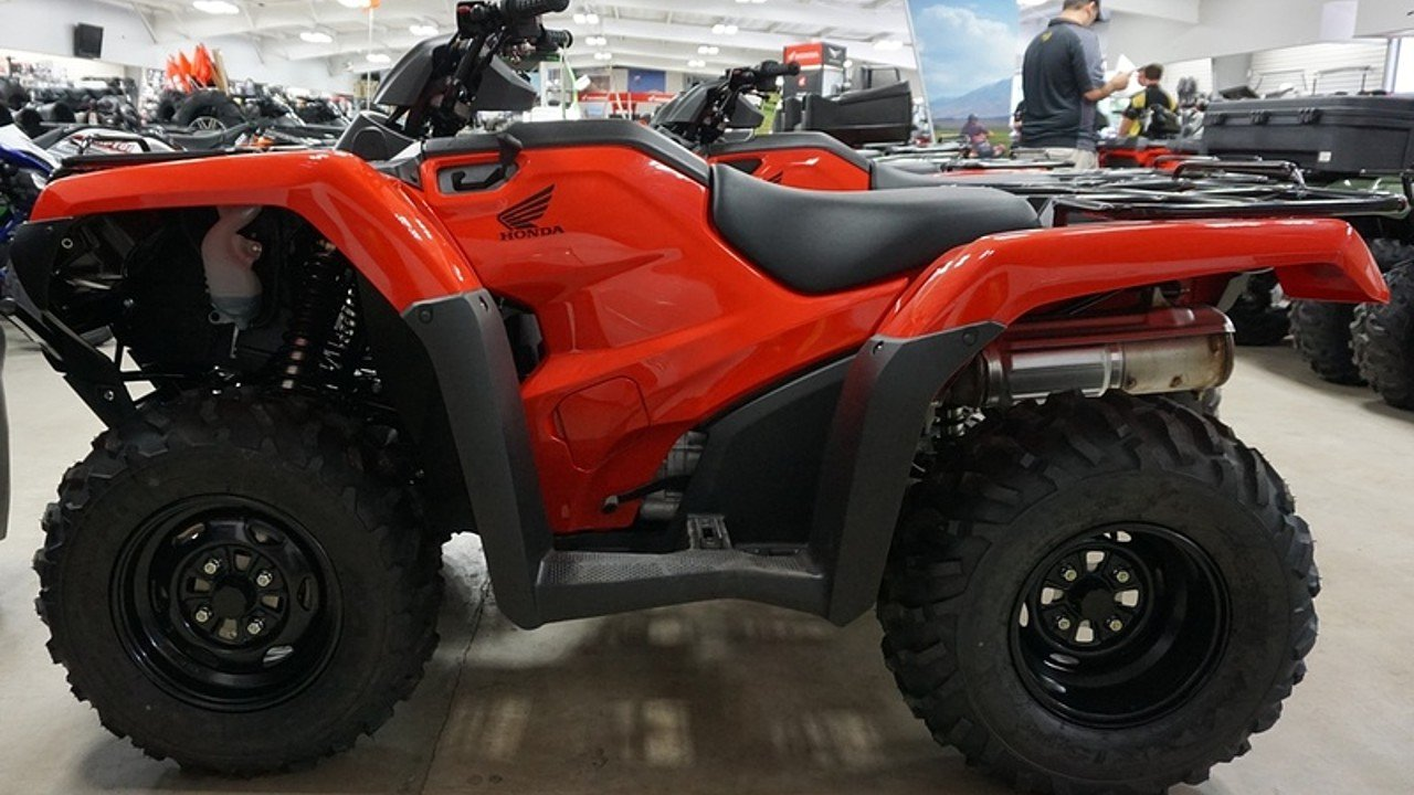 2018 Honda FourTrax Rancher for sale 200582969