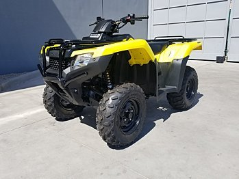 2018 Honda FourTrax Rancher 4x4 Automatic IRS EPS for sale 200584363