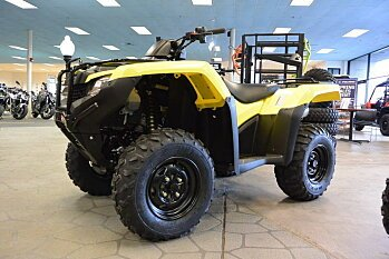 2018 Honda FourTrax Rancher 4x4 Automatic IRS EPS for sale 200586967