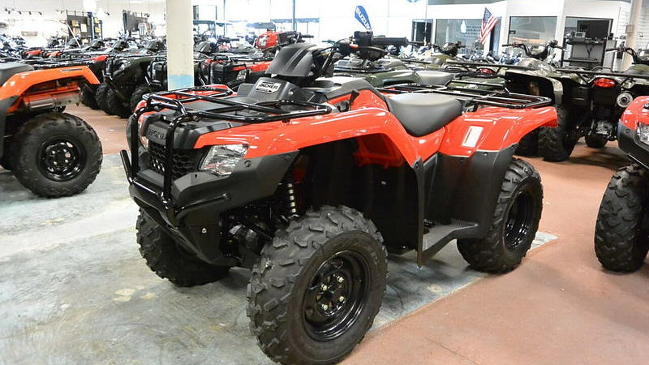 2018 Honda FourTrax Rancher for sale 200586968