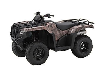 2018 Honda FourTrax Rancher 4x4 ES for sale 200592240