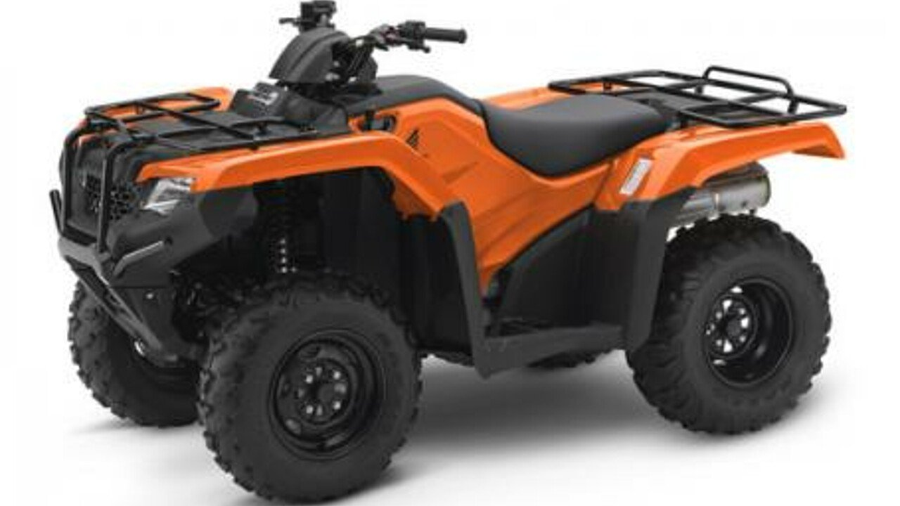 2018 Honda FourTrax Rancher for sale 200608579