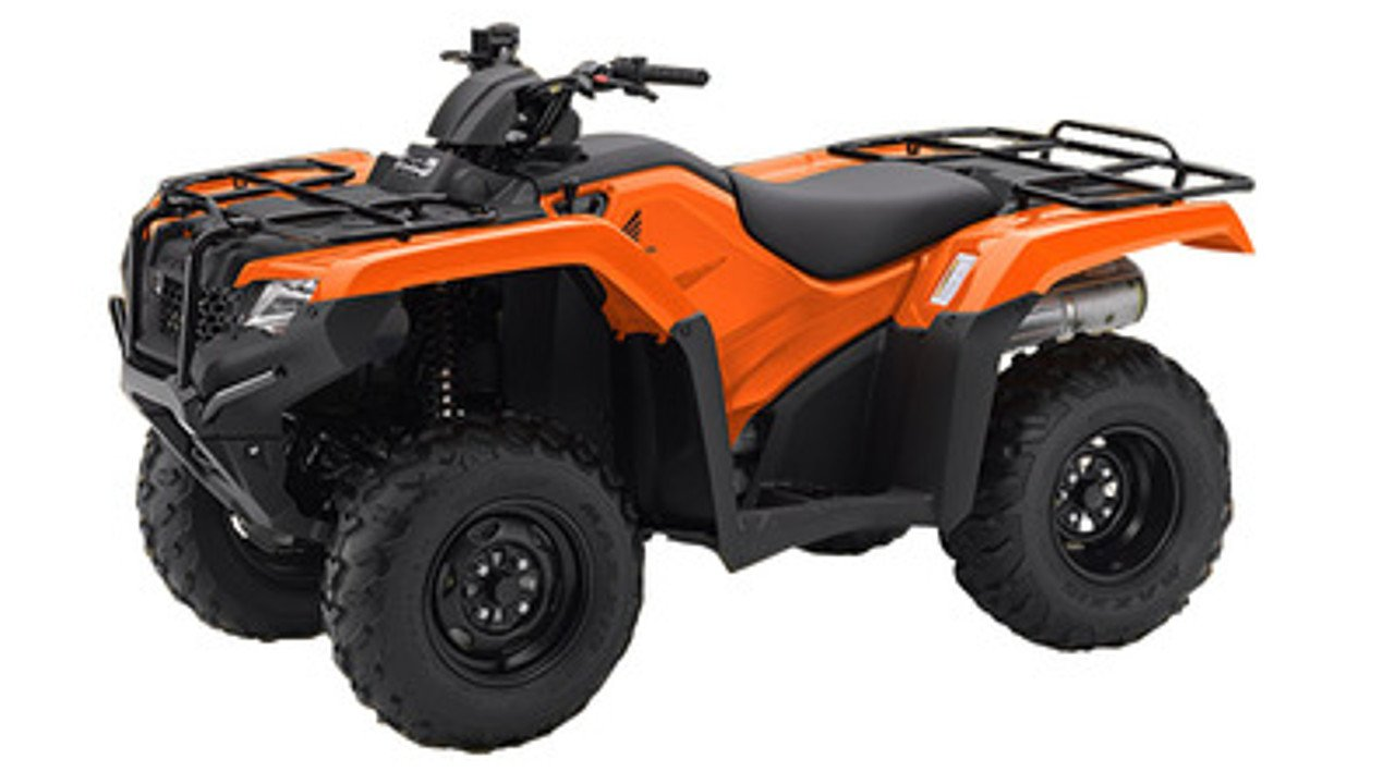 2018 Honda FourTrax Rancher for sale 200609242
