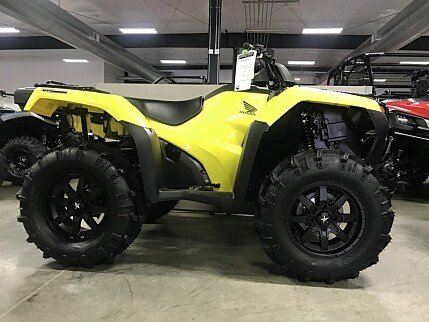 2018 Honda FourTrax Rancher for sale 200524837