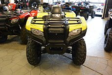 2018 Honda FourTrax Rancher 4x4 Automatic IRS EPS for sale 200550798