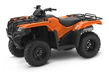 2018 Honda FourTrax Rancher for sale 200600869
