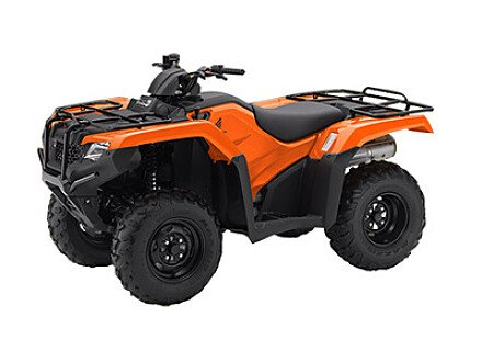 2018 Honda FourTrax Rancher for sale 200601204