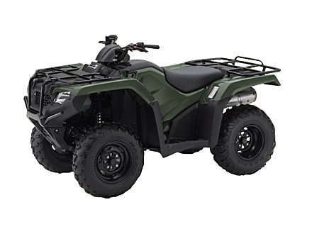 2018 Honda FourTrax Rancher for sale 200604845