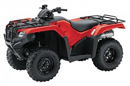 2018 Honda FourTrax Rancher for sale 200615100