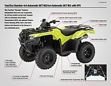 2018 Honda FourTrax Rancher 4x4 Automatic IRS EPS for sale 200641479