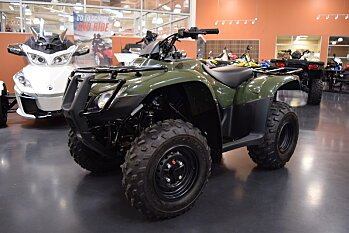 2018 Honda FourTrax Recon for sale 200485327