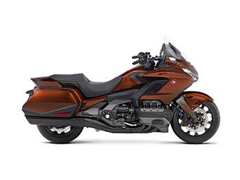 2018 Honda Gold Wing for sale 200528421
