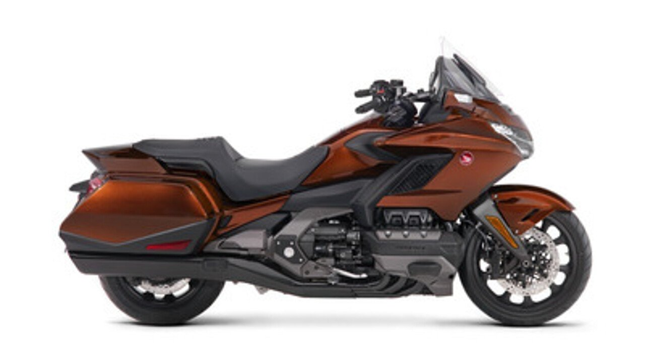 2018 Honda Gold Wing for sale 200528486