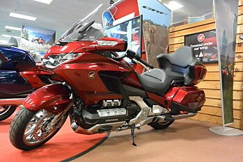 2018 Honda Gold Wing for sale 200535583