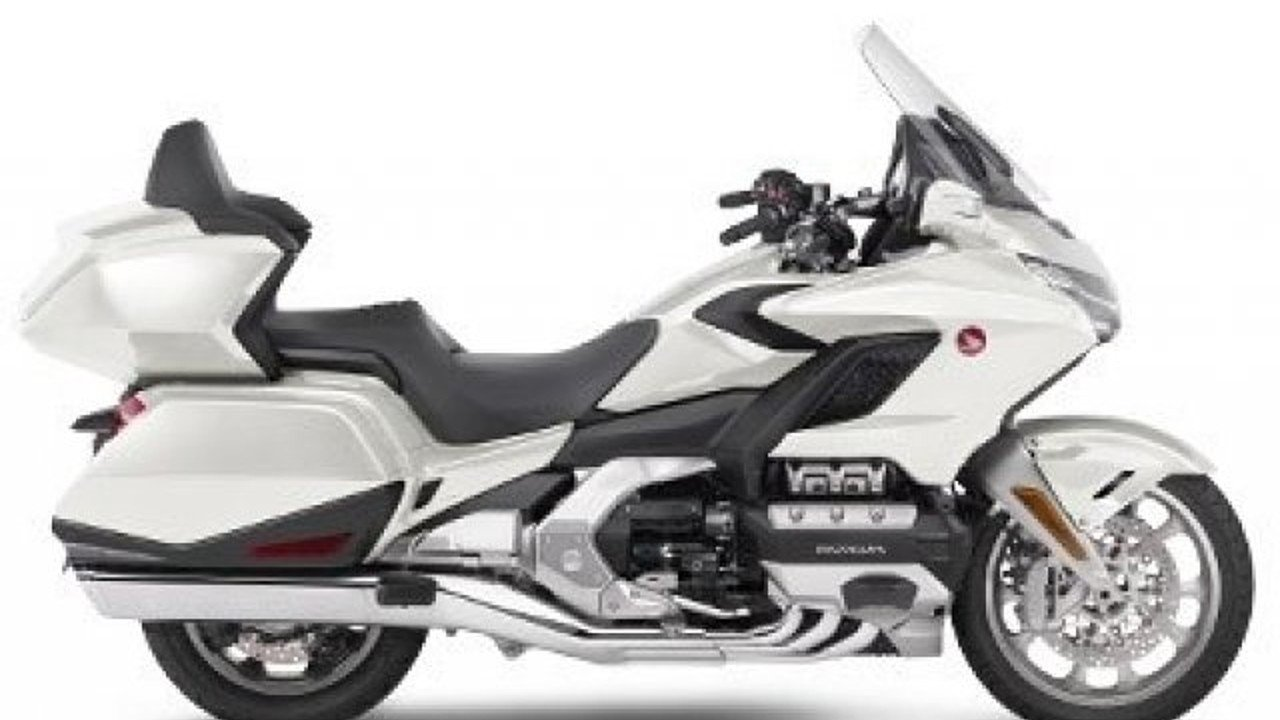 2018 Honda Gold Wing for sale 200556431