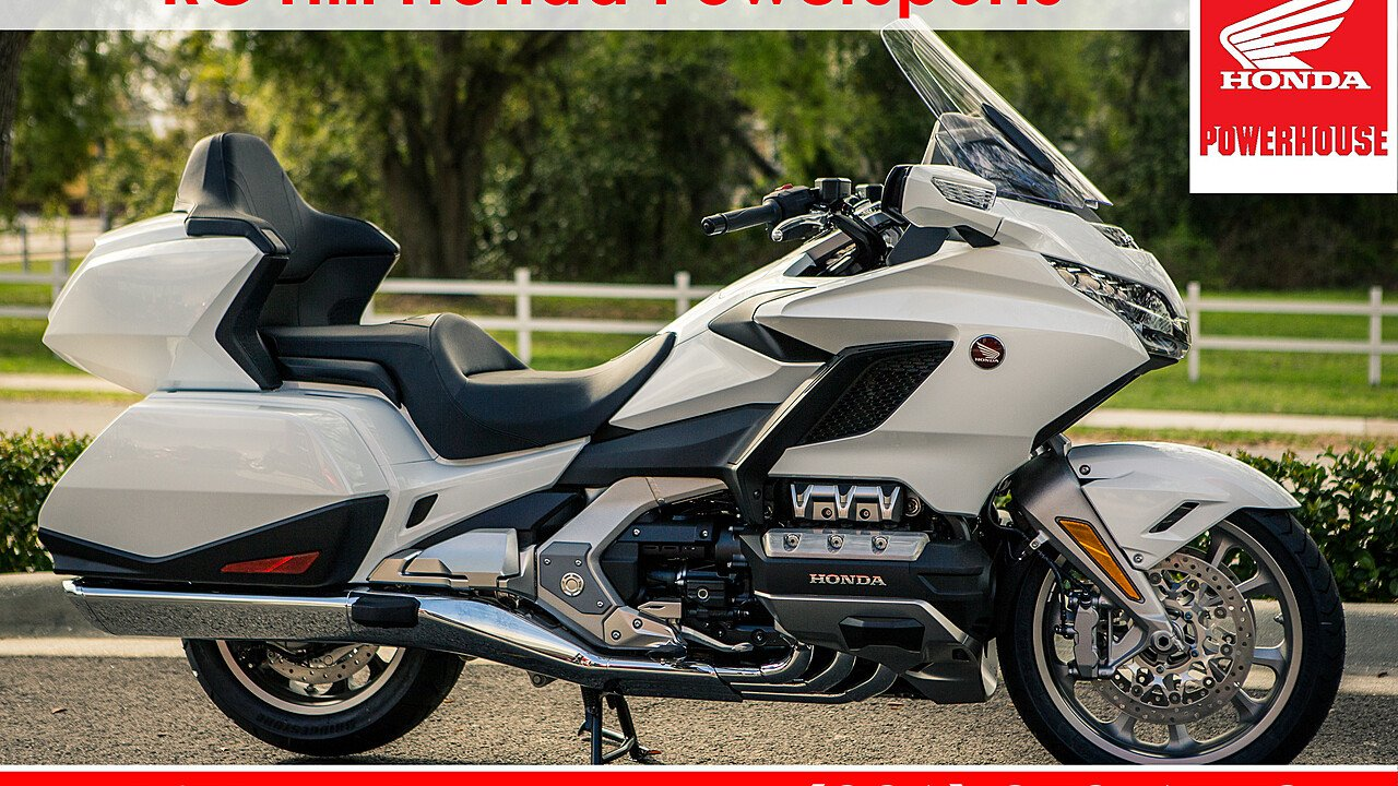 2018 Honda Gold Wing Tour for sale 200582851